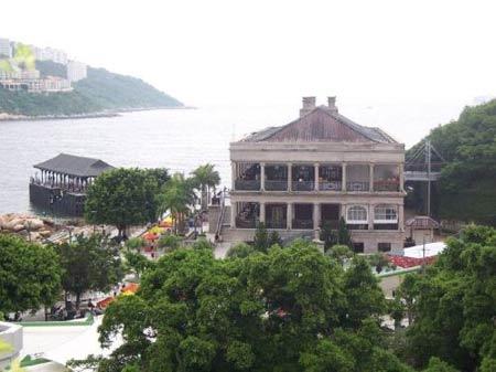 盘点香港明星的奢华豪宅 图